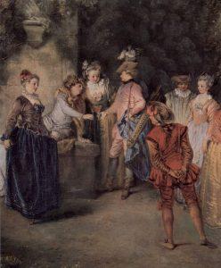 Watteau - La Comédie Française
